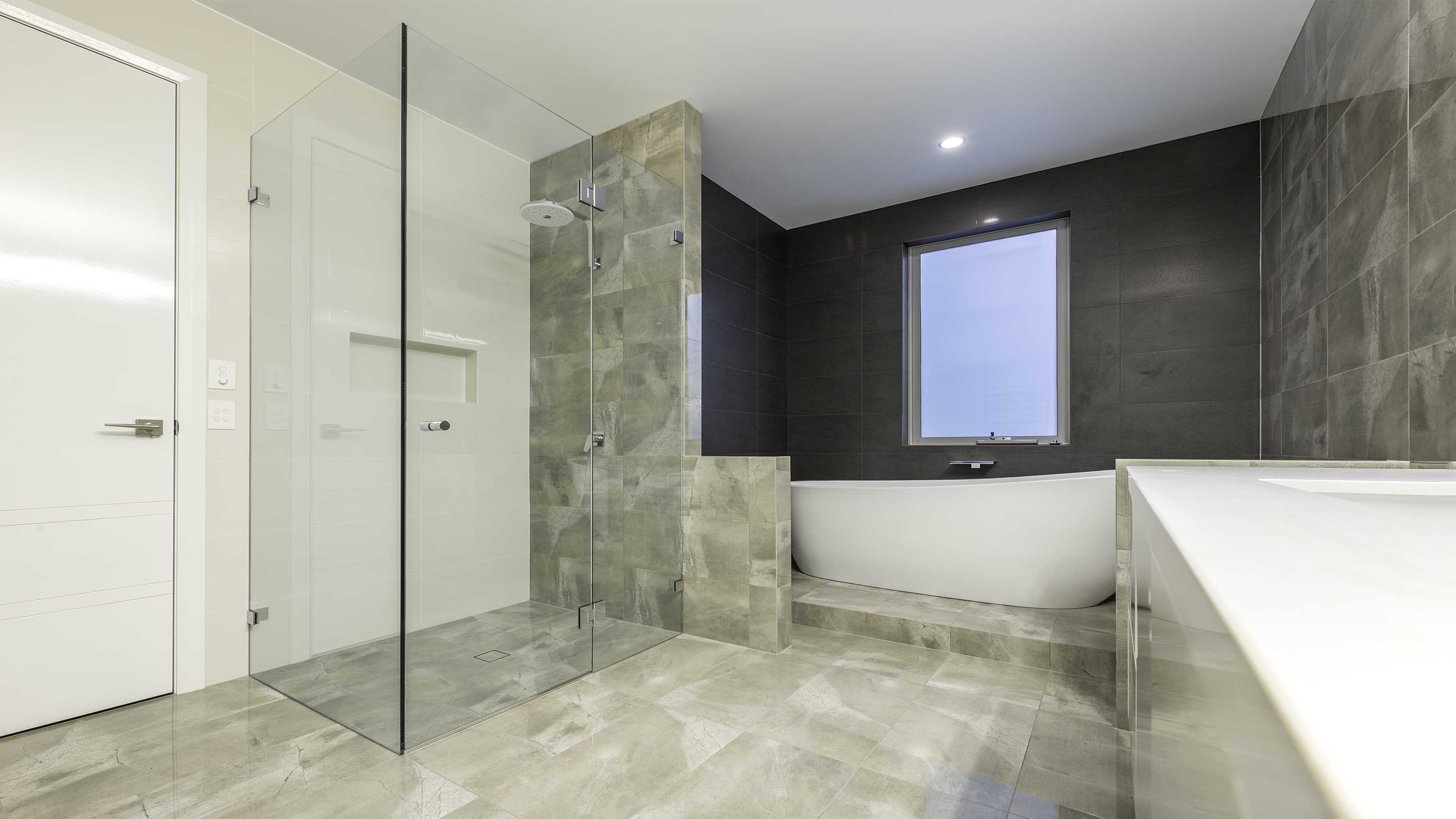 Bathroom Renovation Geelong images | photos | gallery | shower screens |geelong splashbacks