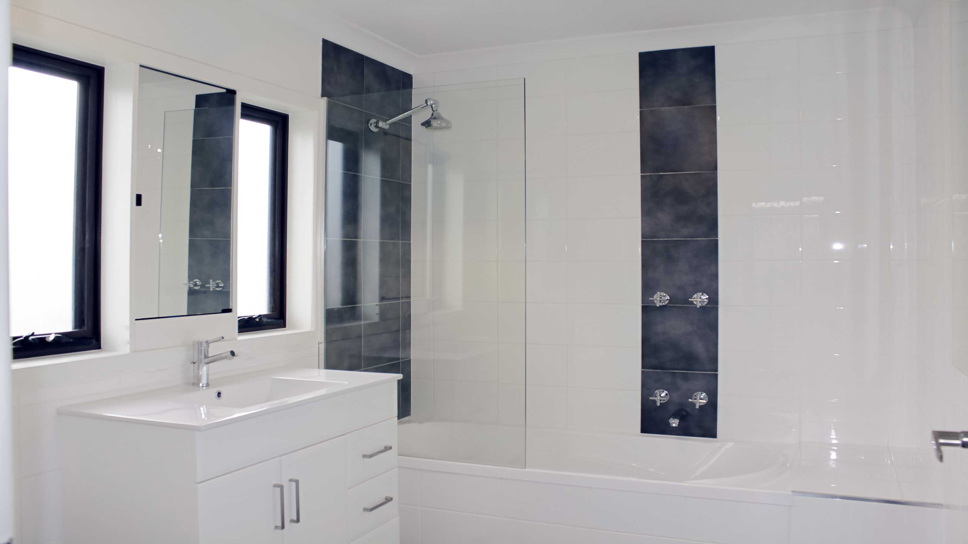 bath tub glass shower screens panels geelong splashbacks