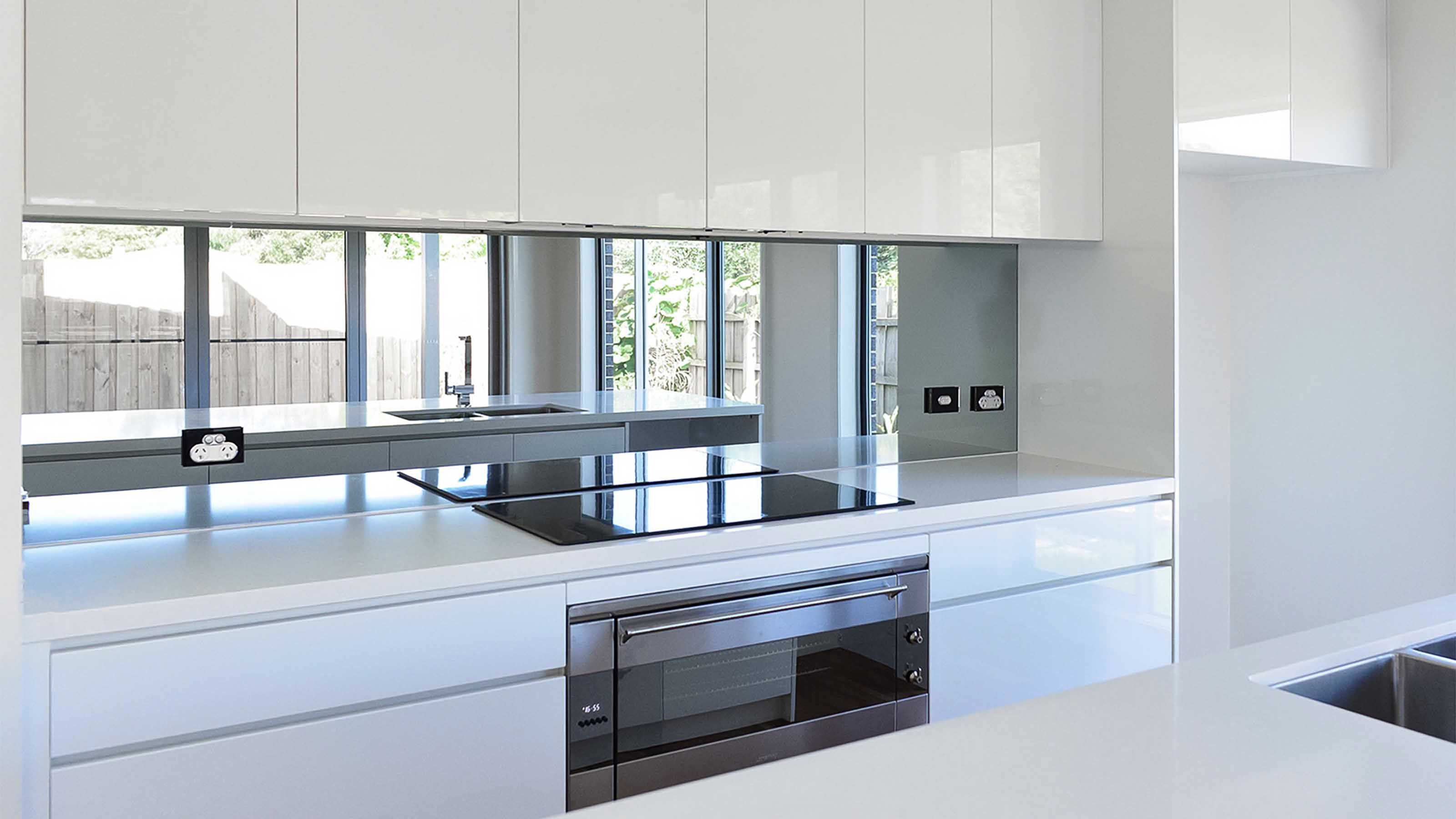 Mirror Glass Splashbacks 5 Tints Geelong Splashbacks